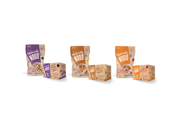 Naturally Nood Luxury Toasted Muesli