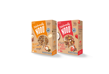 Naturally Nood Light Textured Muesli