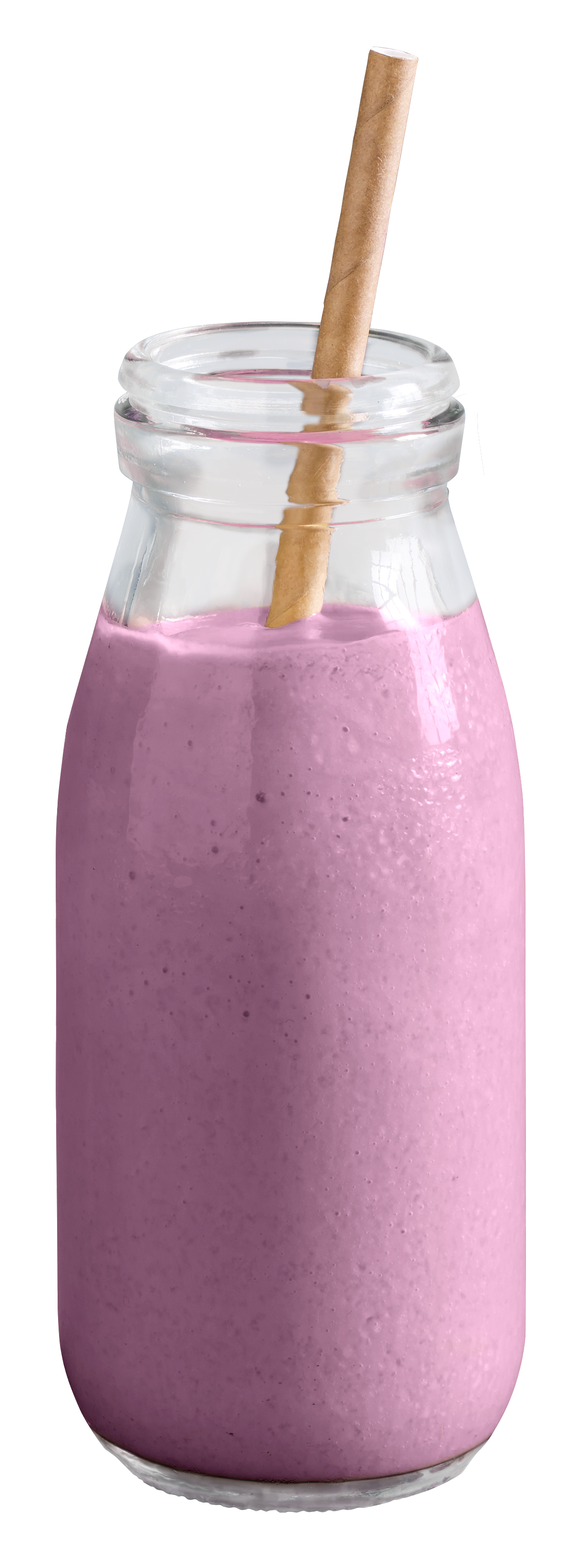 Blueberry and pecan smoothie
