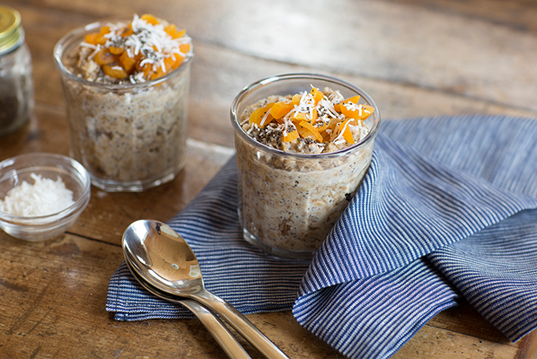 Power up Weet-Bix porridge