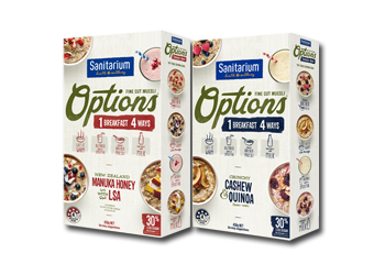 Options Muesli<sup>&trade;</sup>
