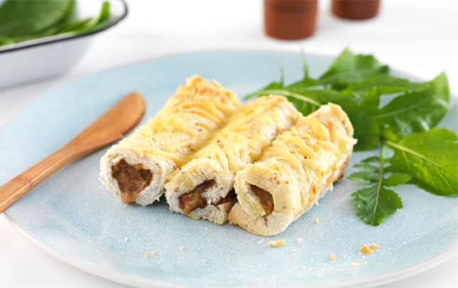 Southern Marmite™ cheese rolls