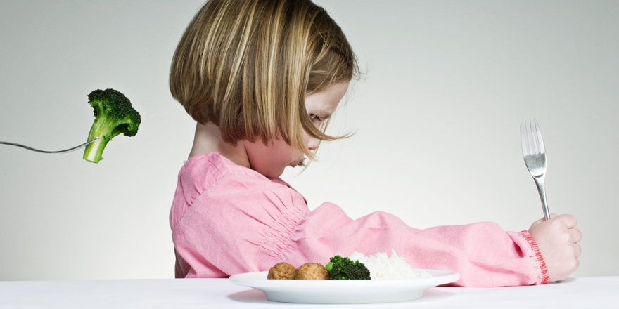 Tips to get your fussy eaters eating more veggies