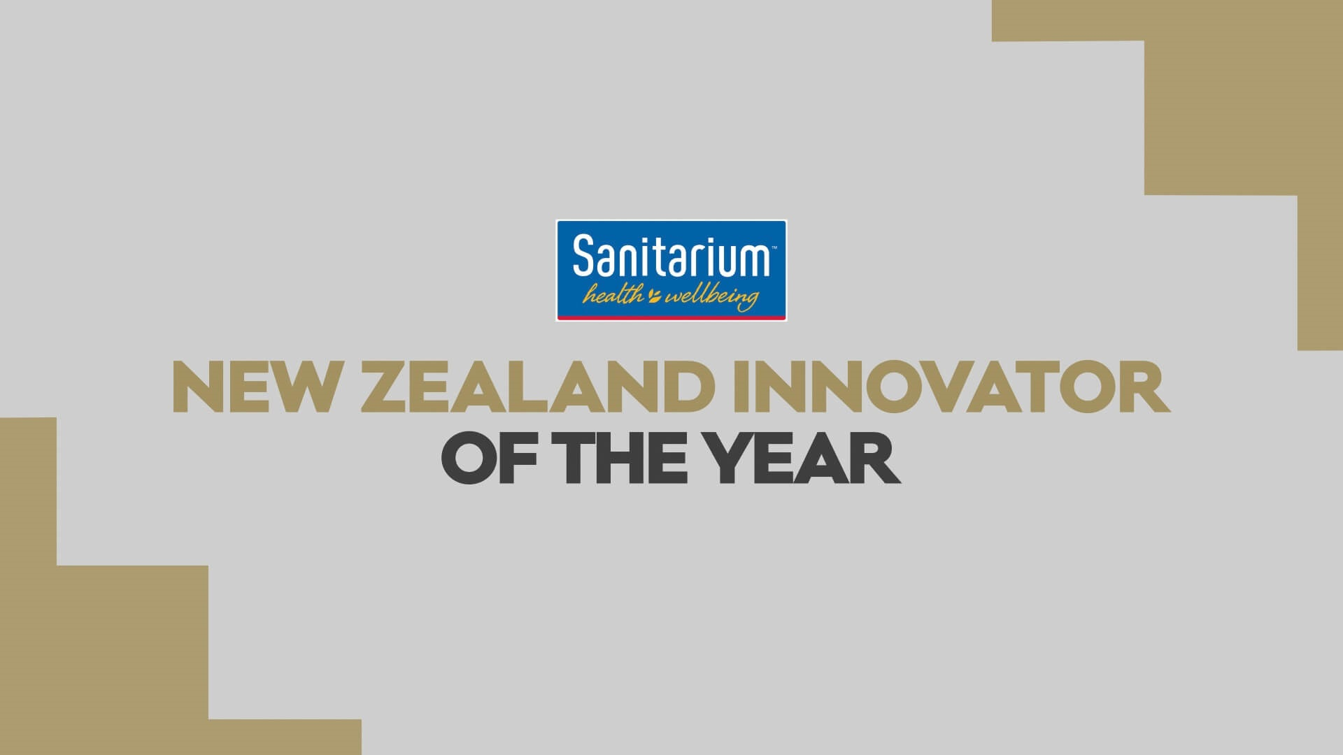 Sanitarium sponsors New Zealander of the Year