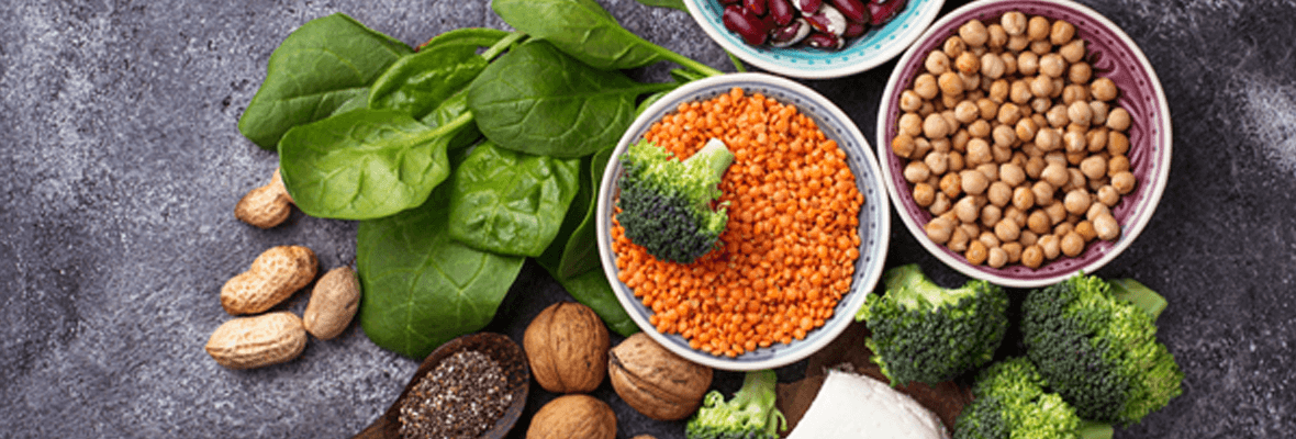 12 surprising sources of protein banner