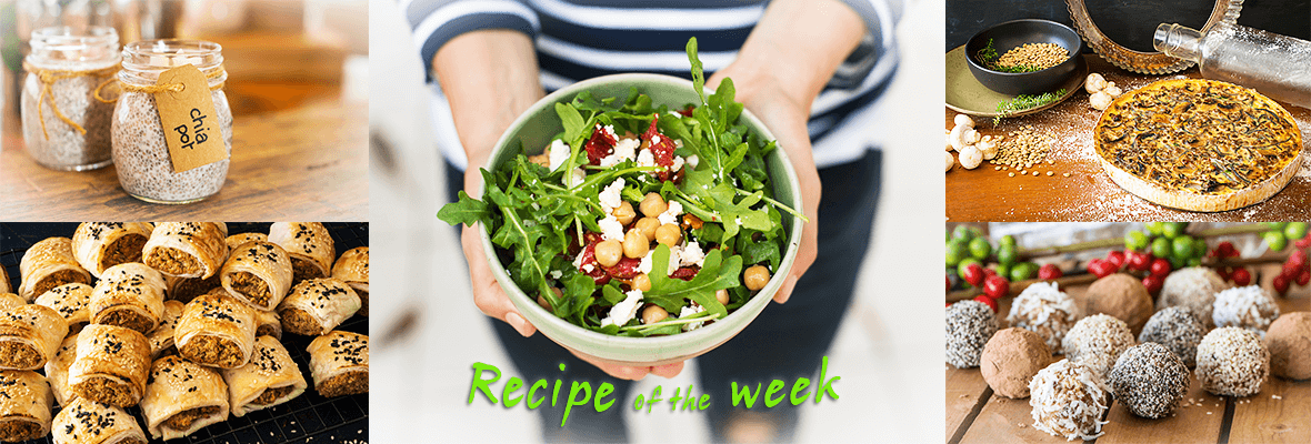 Weekly recipe inspiration