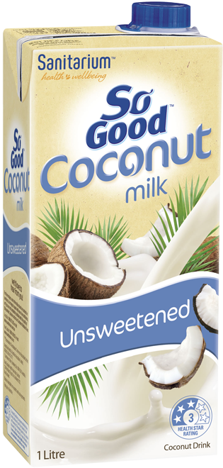 how to make unsweetened coconut sweetened