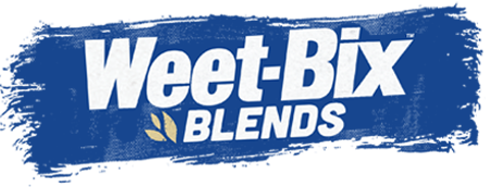 Weet-Bix Blends logo